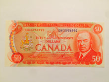 1975 Bank of canada 50 Dollars Lawson-Bouey EHC 5958990