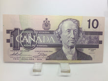 1989 Bank of Canada 10 Dollars MacDonald Banknote AES 3704807