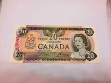 1979 Canada Banknote Crow-Bouey BC-54b-i  Serial: 52019067485