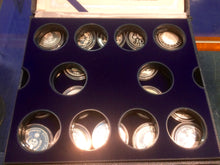 1973 UNICEF - International year of the Child, Proof Silver Coin Set
