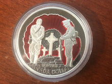2015 Canada Silver Coloured Proof Dollar-Limited Edition 100th Anniversary  of in Flanders Fields