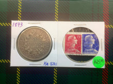 1873 France 5 Francs Silver Coin Lot-338