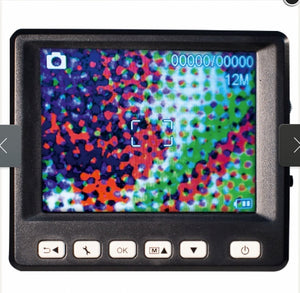LCD DIGITAL MICROSCOPE 10 - 500X Article number: 346680