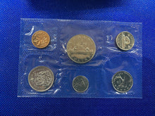 1972 Canada Nickel Prooflike Uncirculated Coin Set