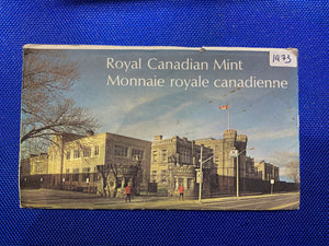 1973 Canada Nickel Prooflike Uncirculated Coin Set