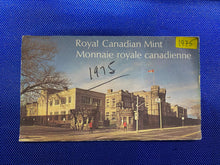 1975 Canada Nickel Prooflike Uncirculated Coin Set