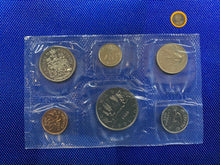 1980 Canada Nickel Prooflike Uncirculated Coin Set