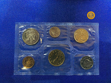 1994 Canada Nickel Prooflike Uncirculated Coin Set