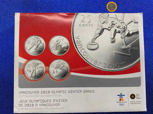 2007 Canada Nickel Prooflike Uncirculated Coin Set