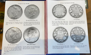 Coins of canada Grading catalogue André Langlois