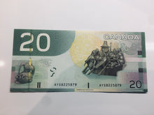 2004 Bank of canada 20 Dollars Jenkins & Dodge BNAYS8225879