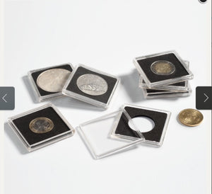 SQUARE COIN CAPSULES QUADRUM INTERCEPT