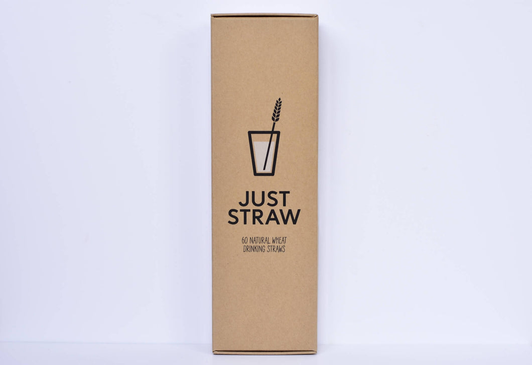 JUST STRAW: The 60 Pack