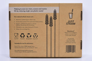 JUST STRAW: The 250 Pack