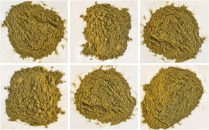 Custom Sample Pack 6 x 20g (120g) - East Side Kratom