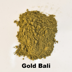 Gold Bali - Kratom Powder - East Side Kratom