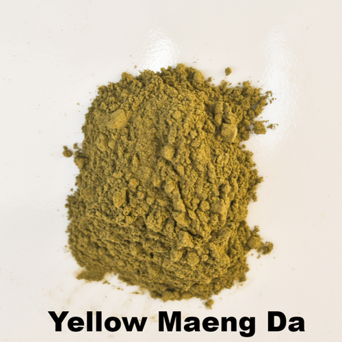 Yellow Maeng Da - Kratom Powder - East Side Kratom