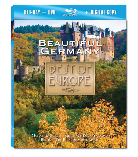 Beautiful Germany Blu-ray Plus Combo Pack