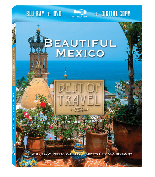 Beautiful Mexico Blu-ray Plus Combo Pack