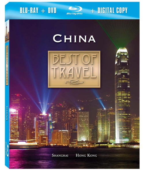 China Blu-ray Plus Combo Pack