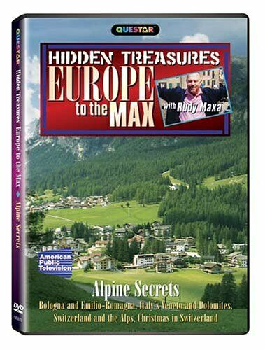 Alpine Secrets Europe To The Max Hidden Treasures