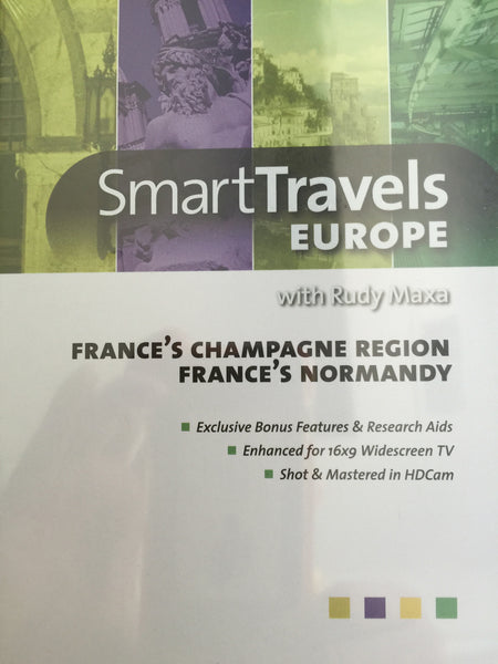 France's Champagne Region, Normandy