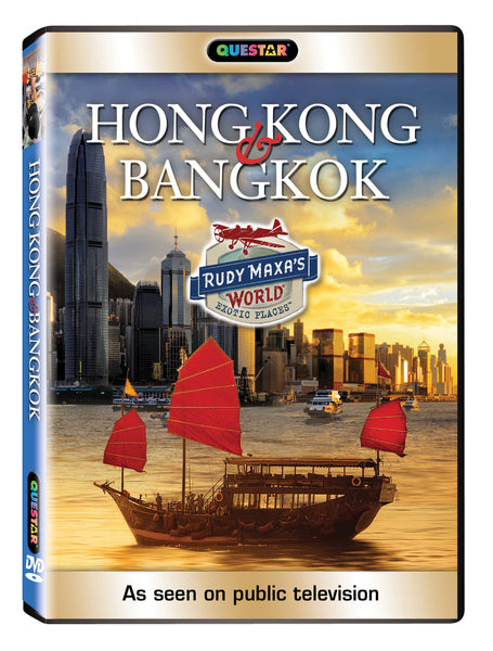 Hong Kong and Bangkok