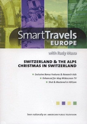 Switzerland & the Alps, Christmas in Switzerland