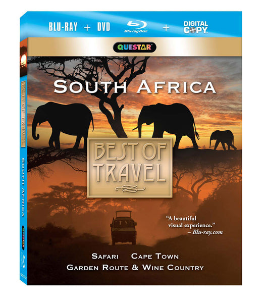 South Africa Blu-ray Plus Combo Pack