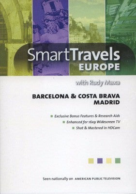 Barcelona & Costa Brava, Madrid