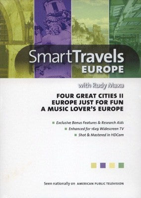 Four Great Cities II, Europe Just For Fun, A Music Lover's Europe