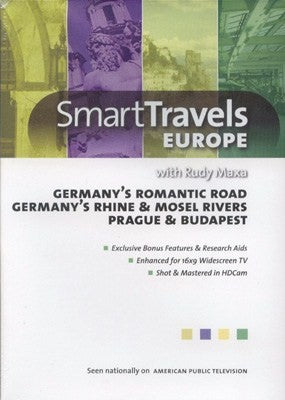 Germany's Romantic Road, Germany's Rhine & Mosel Rivers, Prague & Budapest