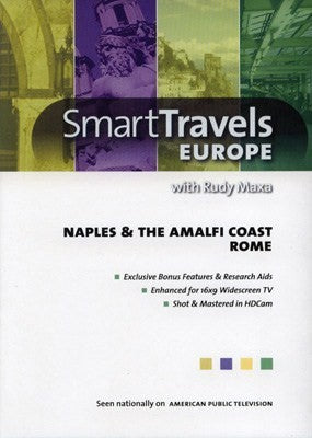 Naples & the Amalfi Coast, Rome