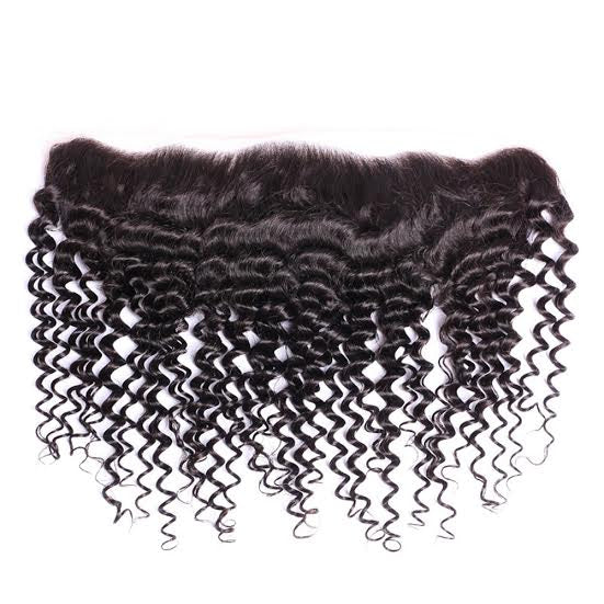 Frontals 13x3 inch Deep Wave
