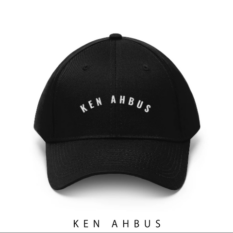 Ken Ahbus Arch Dad Hat -- Unisex and Adjustable -- Ken Ahbus
