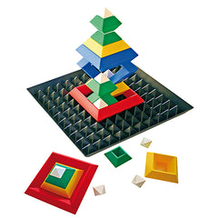 Image of Triangel Puzzle mit Base