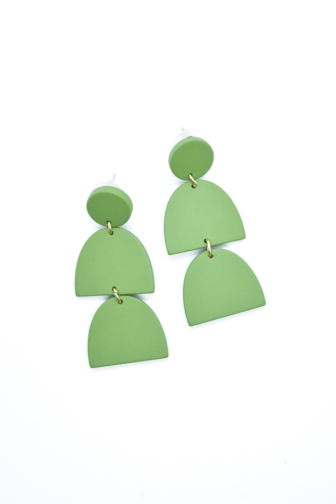 Green clay dangles