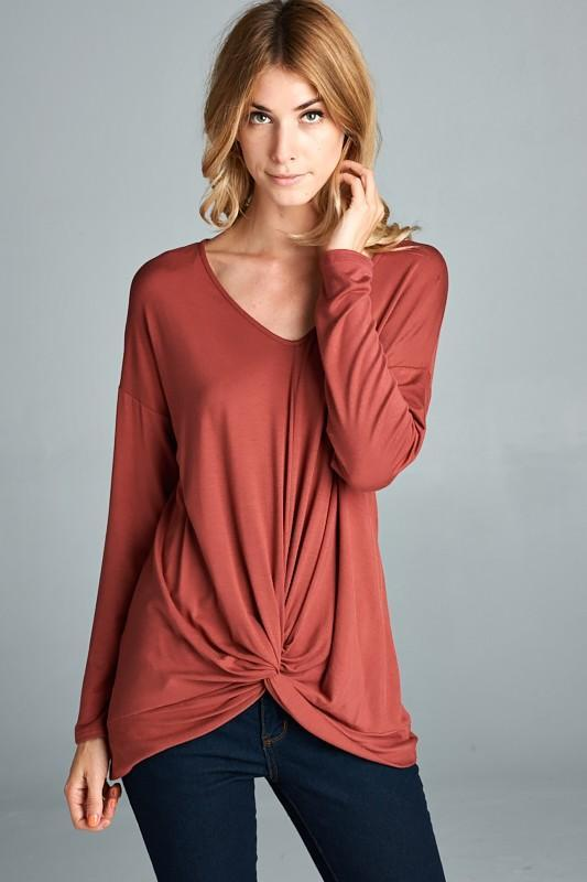 Truly Twisted Knot Top