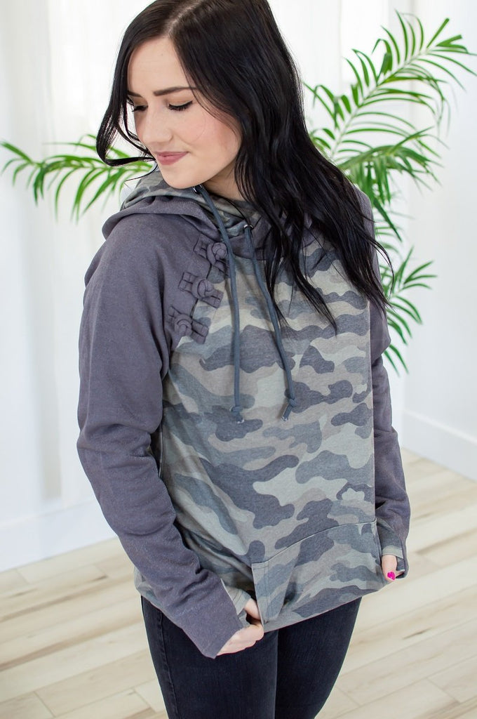 In Plain Sight Camo Doublehood PreOrder