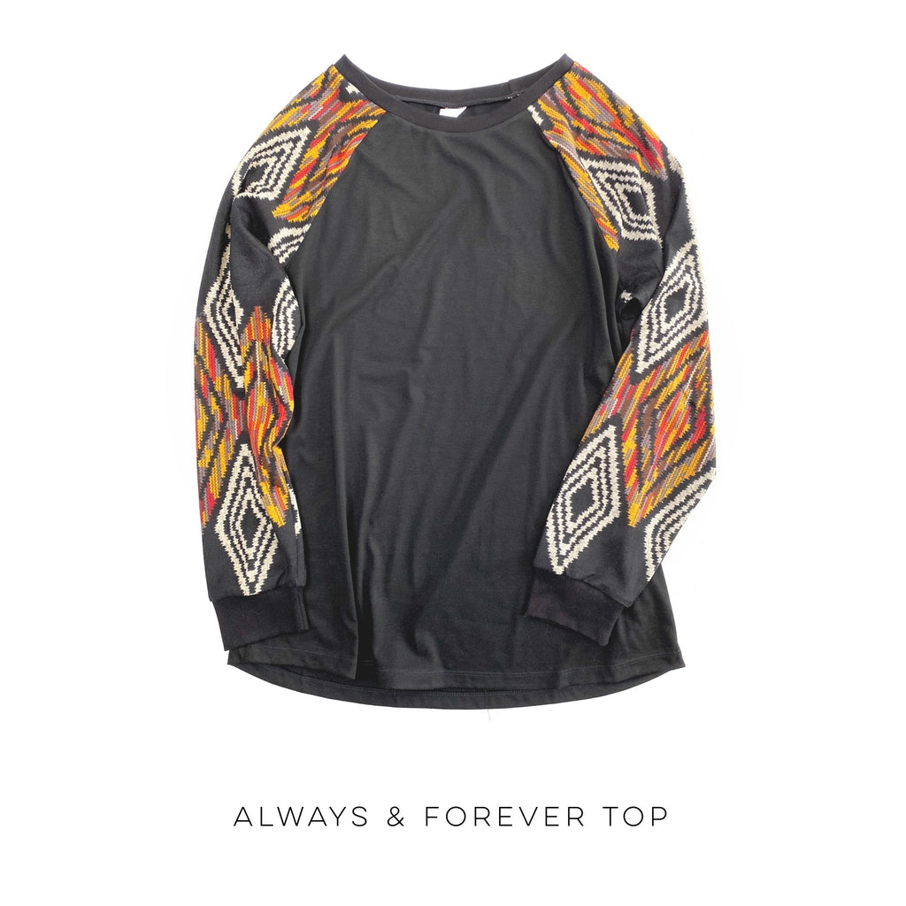 Always & Forever Top