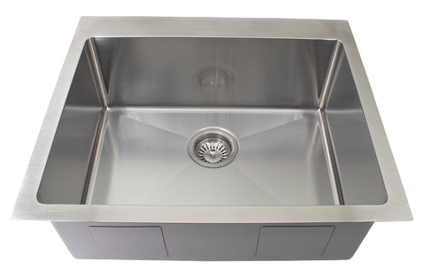 Single kitchen sink M-S205B