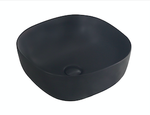 Above counter Kusso 410 black