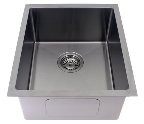 Single bowl kitchen sink M-S201GM