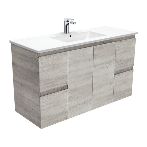 1200mm Industrial edge Wallhung vanity