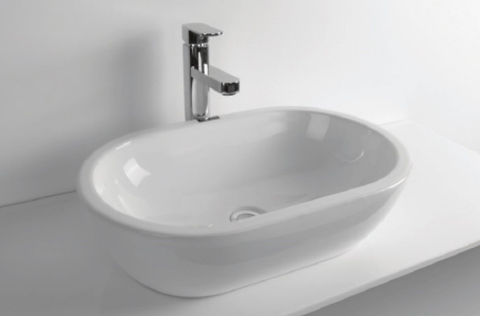 Above counter Artisan 690 basin