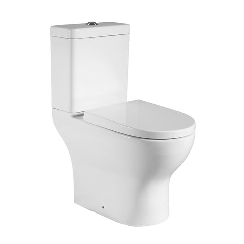 Mercury Skewer Pan close coupled toilet Suite KDK018