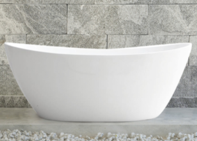Freestanding bath KBT4