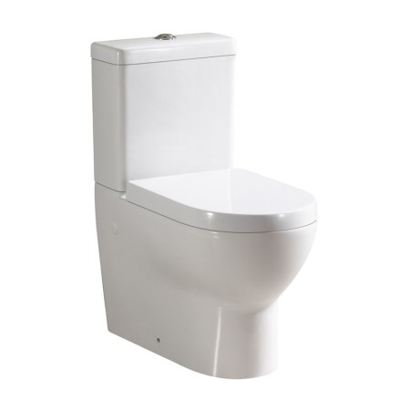 Mercury Wall Faced Toilet Suite KDK014