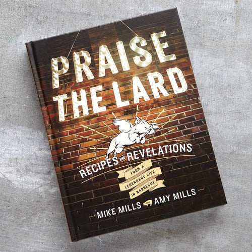 Praise the Lard – Autographed Book