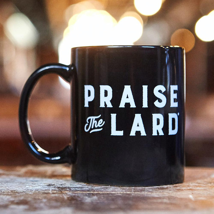 Praise the Lard Coffee Mug
